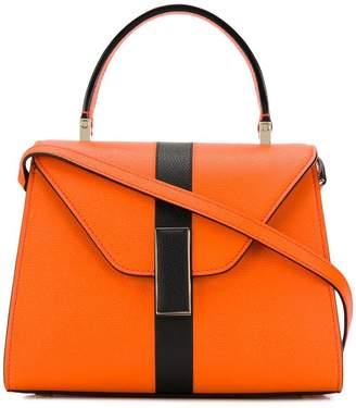 Valextra mini stripe handbag