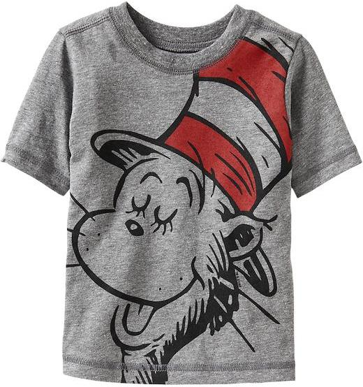 Dr. Seuss Dr. Seuss' The Cat in The Hat™ Tees for Baby