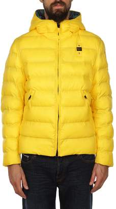 Blauer Nylon Down Jacket