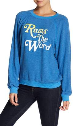 Wildfox Couture Rums the Word Sweatshirt