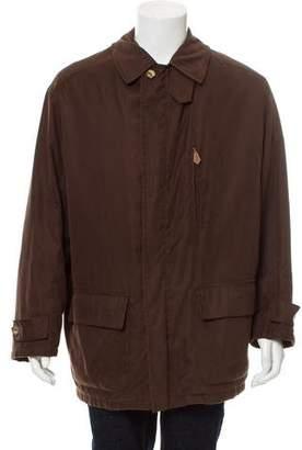 Hermes Layered Field Coat