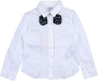 Armani Junior Shirts - Item 38668453JL