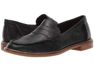 Sperry Seaport Penny Perf Leather