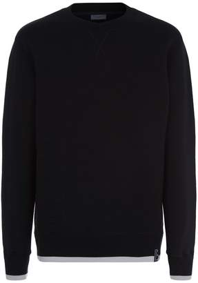 Lanvin Embroidered Logo Sweatshirt