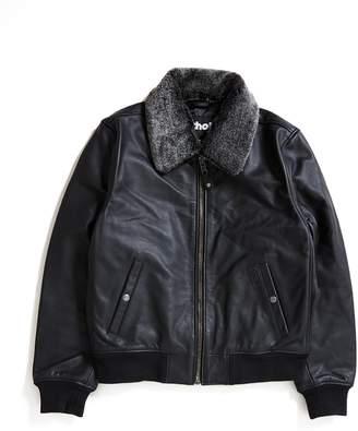 Schott NYC Pilot Jacket Black