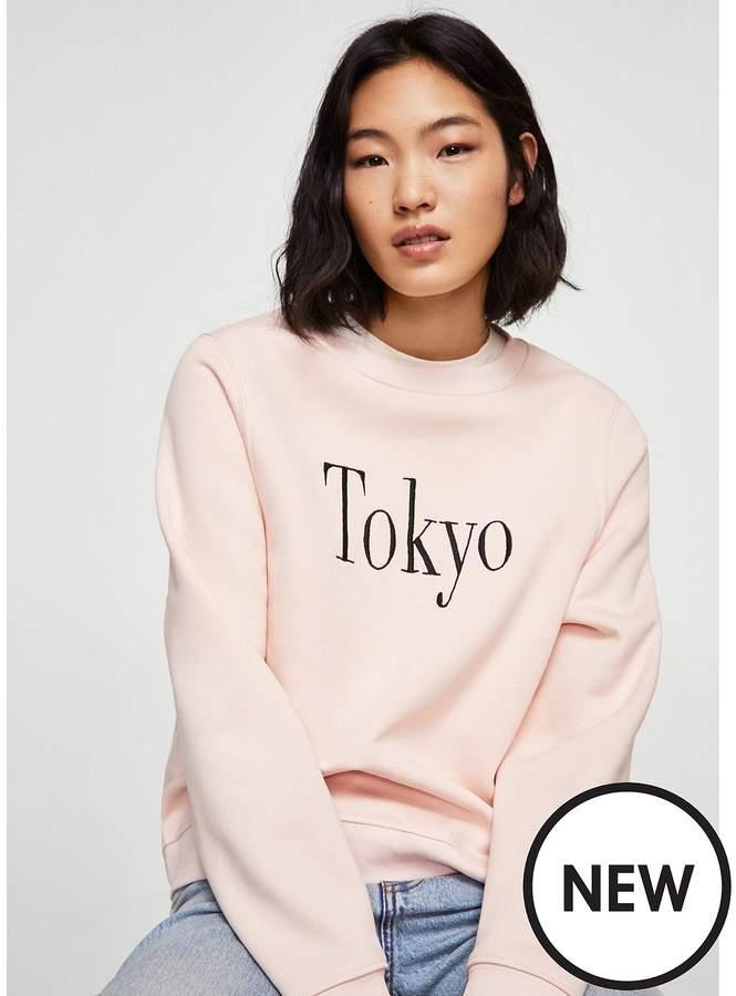 Tokyo Sweatshirt - Pink
