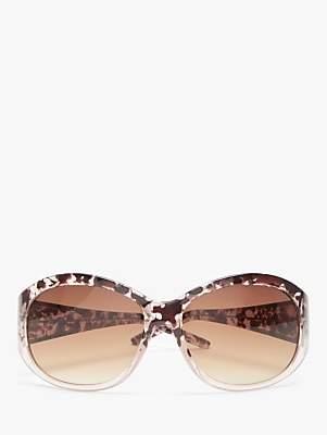 80d8bf9dff John Lewis   Partners Women s Large Oval Sunglasses