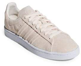 adidas Mens Campus Stitch-And-Turn Suede Sneakers