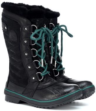 Sorel Tofino II Lux leather boots