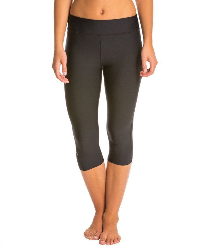 "Under Armour Women's HeatGear Armour Compression 17"" Capri 8134298"