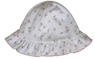 Kissy Kissy Baby Girls Garden Roses Print Sunhat