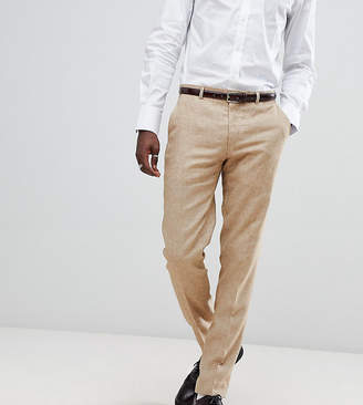 Heart N Dagger skinny suit pants in linen