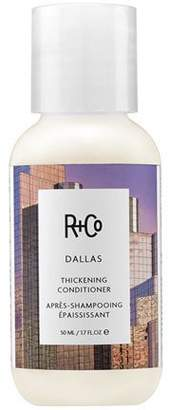R+CO Dallas Thickening Travel Conditioner, 1.7 oz./ 50 mL