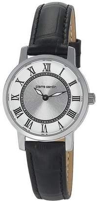 Pierre Cardin Women's Quartz Watch PC104692F02 PC104692F02 with Leather Strap