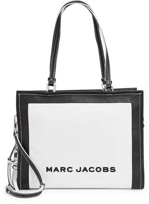 Marc Jacobs The Box 33 Shopper Leather Bag
