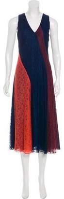 Tory Burch Iliana Colorblock Dress