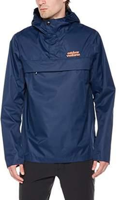 Outdoor Ventures Men Marten Packable Waterproof Pullover