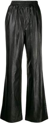 Twin-Set straight-fit trousers