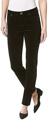 Buffalo David Bitton Womens Mid Rise Skinny Stretch Supreme Corduroy Pants