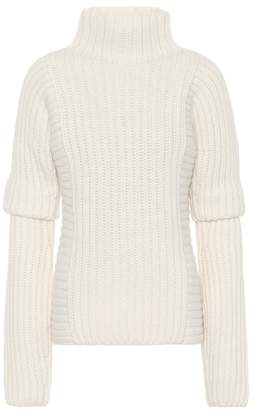Victoria Beckham Alpaca and wool sweater