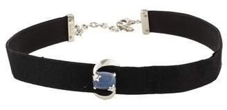 Chanel 18K Diamond & Chalcedony Comète Satin Choker