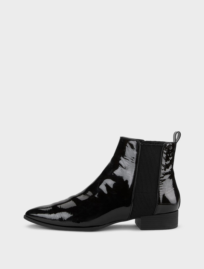 Talie Patent Chelsea Boot