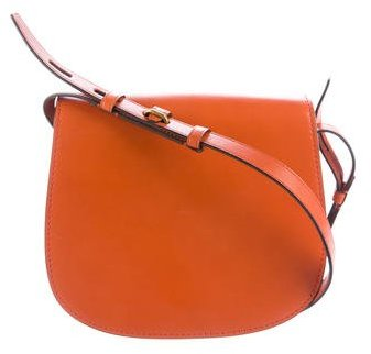 Tory BurchTory Burch Leather Saddle Bag