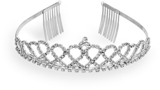Crystal Allure Tiara Headband