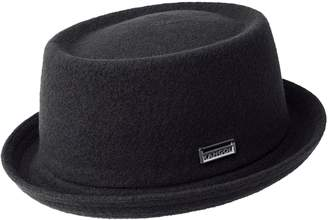 Kangol Men's Wool-Blend Mowbray Pork Pie Hat