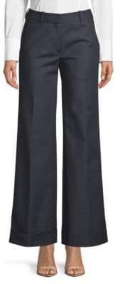 3.1 Phillip Lim Cuffed Wide-Leg Trousers
