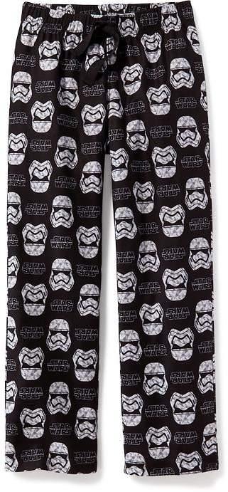 Pop-Culture Print Sleep Pants for Boys