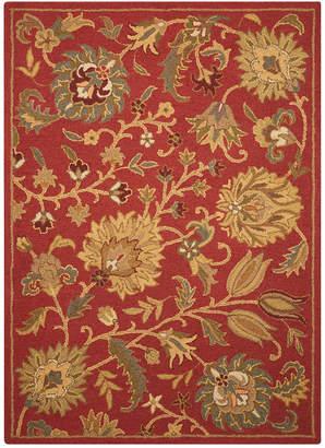 Nourison Crochet Hand-Tufted Rug