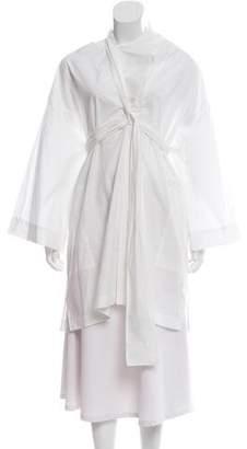 Nehera Dip Long Sleeve Tunic w/ Tags