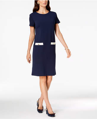 Charter Club Petite Shift Dress, Created for Macy's
