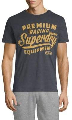 Superdry Graphic Logo Tee