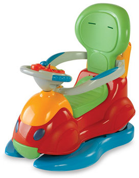 4-in-1 Ride On Car by Chicco®