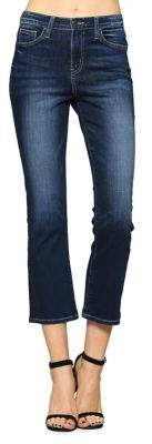 Flying Monkey Flared Cropped Jeans