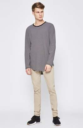 PacSun Stacked Skinny Active Stretch Khaki Jeans