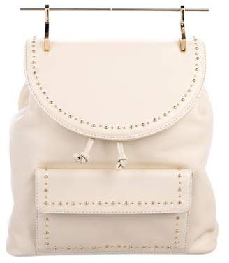 M2Malletier Studded Mini Backpack