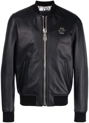 Philipp Plein Someone bomber jacket