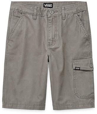 Vans Woven Cargo Shorts - Big Kid Boys