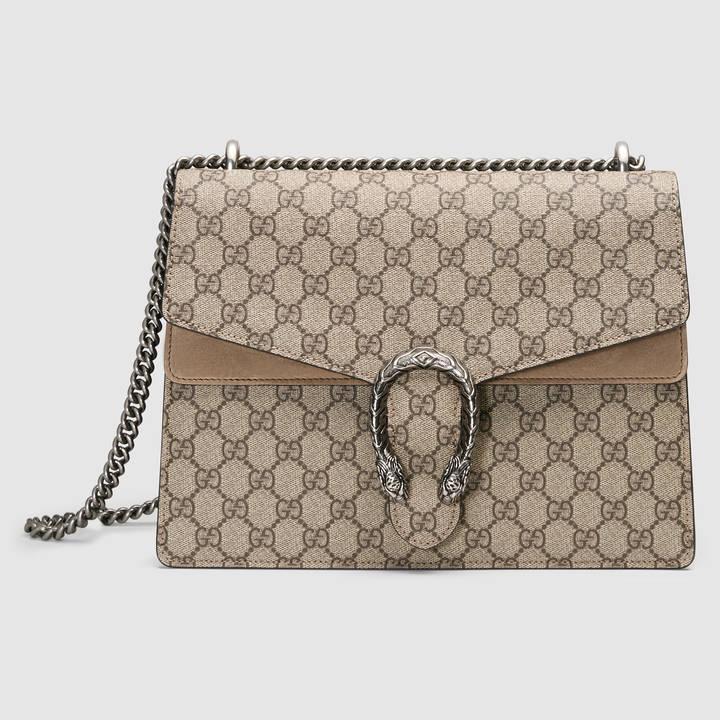 Dionysus GG Supreme shoulder bag 5