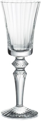 Baccarat Mille Nuits Lead Crystal Red Wine Glass