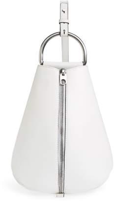Proenza Schouler Vertical Zip Leather Backpack