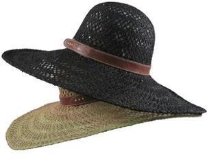 Hat Attack Hatat-Wide Brim Sunhat