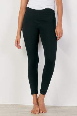 Soft Surroundings Yummie Slimming Cropped Leggings