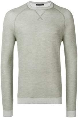 Ermenegildo Zegna fine knit jumper
