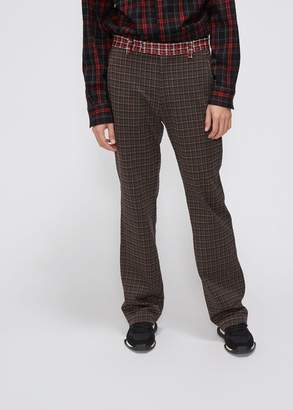 Marni Combo Houndstooth Check Trouser