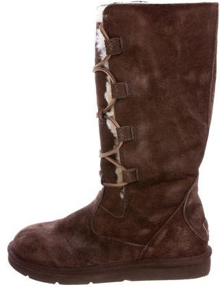 UGG Australia Whitley Lace-Up Boots