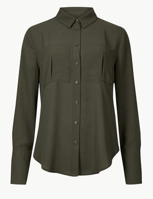Marks and Spencer Long Sleeve Shirt